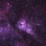 A Grande Nebulosa da Carina (NGC 3372)